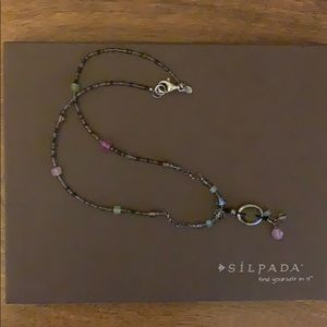 N2008 retired Silpada necklace